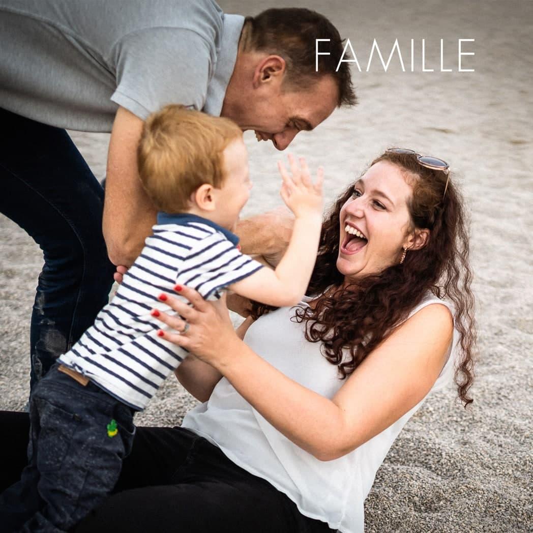 Photographie de Famille à Marseille