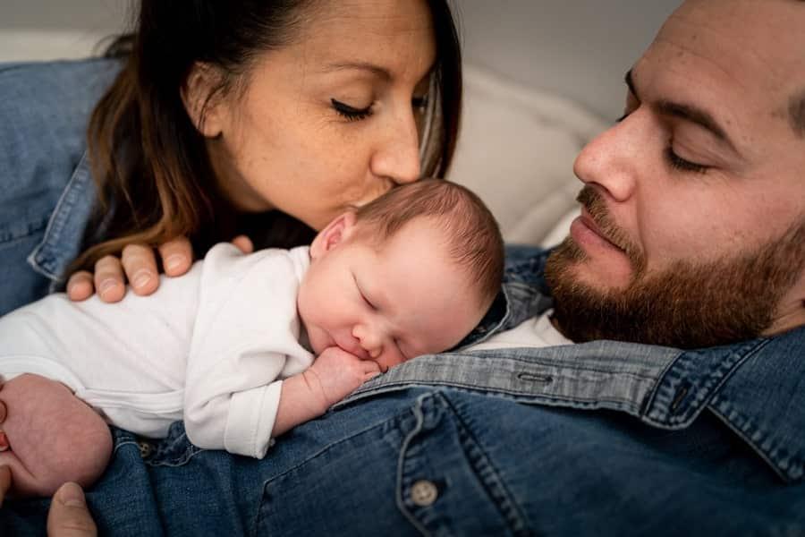 Photographie de bebe à Marseille 13009