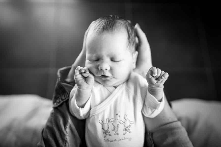 Photographie de bébé à Marseille