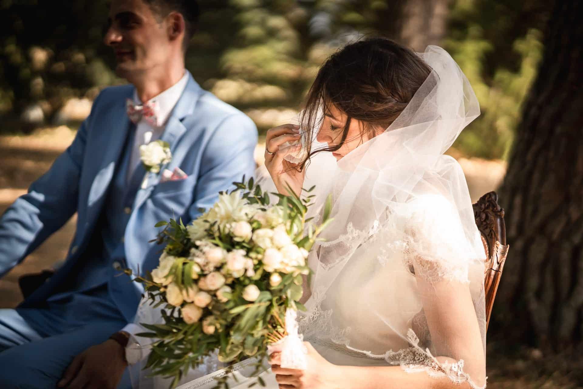 Photographe à Marseille de mariés