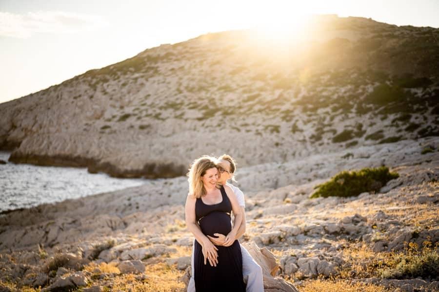 photographe grossesse marseille ventre rond