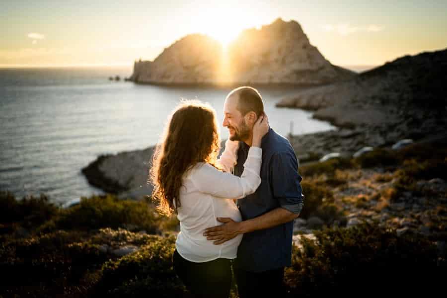 photographe grossesse marseille femme enceinte