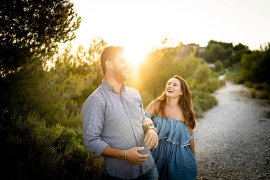 photographe couple Provence