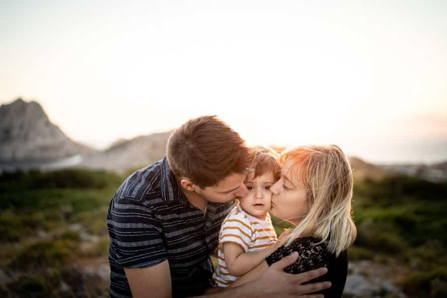 photographe de famille enfant bébé Marseille