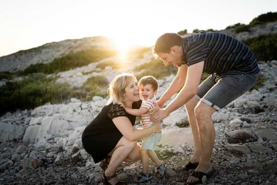 photographe d'enfants en famille à marseille