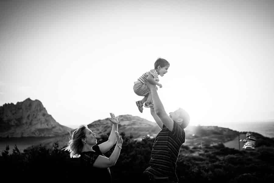 photographe famille marseille petit garçon