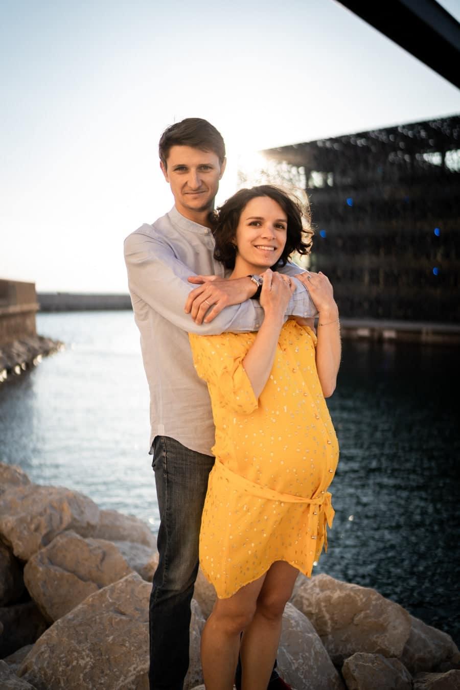 photos panier marseille grossesse