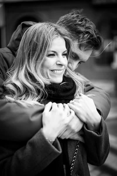 shooting photo de couple à paris