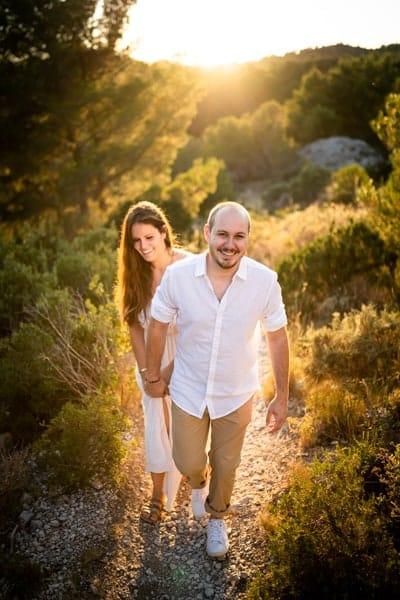 seance engagement mariage