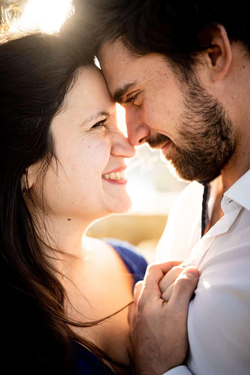 photo de couple amoureux à marseille